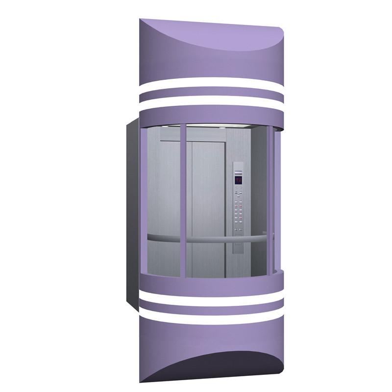 Observation Lift Obe Half Round Shape E Feng Machinery